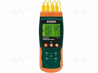 1 pcs Temperature meter; 2x LCD, with a backlit; -199.99÷850°C