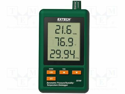 1 pcs Logger: pressure, temperature and humidity; LCD 60x50mm; 0÷50°C