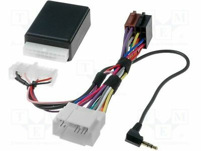 1 pcs Adapter for control from steering wheel; Fiat, Suzuki; Sony