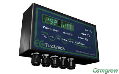 Ecotechnics Evolution Grow Room Fan Controller