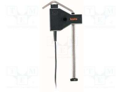 1 pcs K-type temperature probe; -60÷130°C; Accur: ±2,5°C; 1.2m; <5s