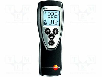 1 pcs Temperature meter; with a backlit; -50÷1000°C; Channels:2