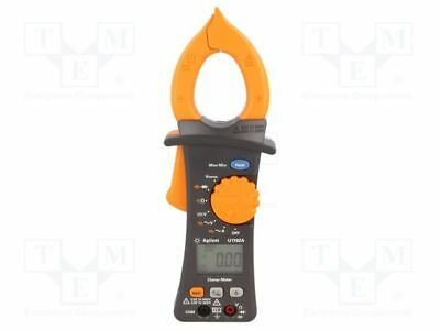 1 pcs AC digital clamp meter; LCD (6000), with a backlit