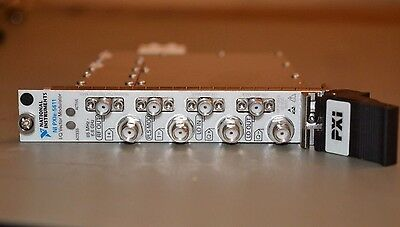 National Instruments PXIe-5611 I/Q Vector Modulator