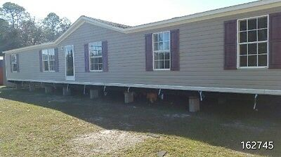2002 Fleetwood Mobile Home 4Br/3Ba 28X80 Panama City Florida