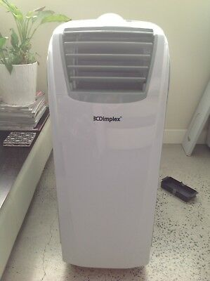 dimplex portable air conditioner instructions