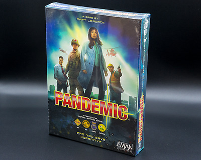 Pandemic Board Game - New - Aus Stock