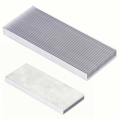 Aluminum Heat Sink Cooling Heatsink for High Power LED Amplifier Transistor