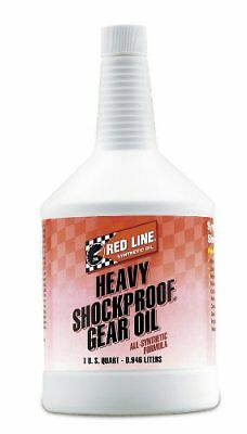 Heavy Shock Proof Gear Oil 1 Quart 75W250