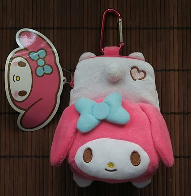 My Melody pouch pink hello kitty, Authentic BRAND NEW
