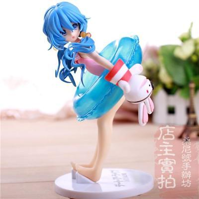 Cute! Date A Live Yoshino Hermit Swimsuit Ver. PVC Figure Dolls Anime Model Toy
