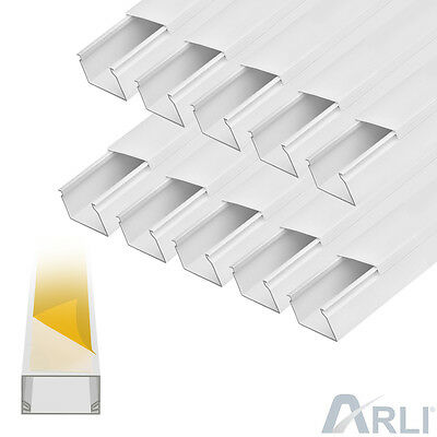 Cable Channel Self Adhesive 30x20mm PVC 15 M installationskanal Electric Canal