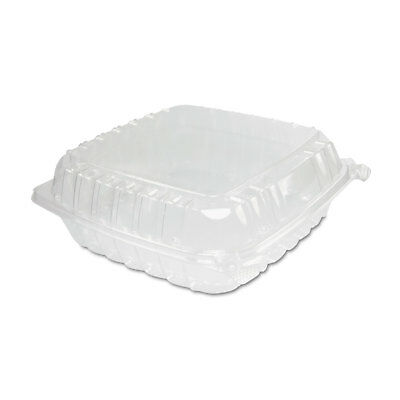 Dart ClearSeal Large Takeout Plastic Clamshell Food Containers - DCCC95PST1
