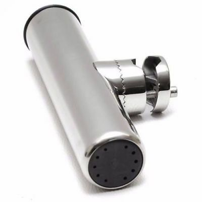 Stainless Clamp On Rod Holder Fit for Rails 20mm to 25mm Amarine-made Brand New