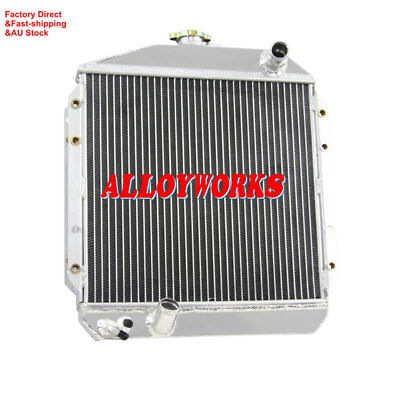 3Row RADIATOR For YANMAR 2010/20202202/2220/2301/ 2310/2402/2420/129350-44500