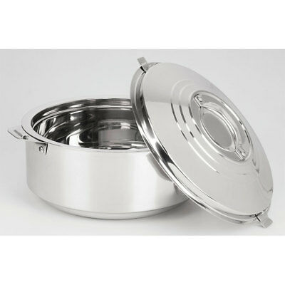 Pyrolux Pyrotherm 4.7L Hot Pot Stainless Steel Insulated Food Warmer Double Wall