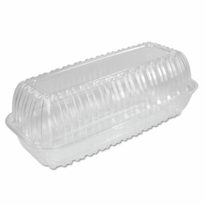 Dart Showtime Clear Hinged Containers - DCCC99HT1