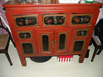Beautiful Chinese Cabinet