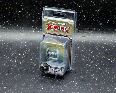 Star Wars X-Wing Miniatures Game Inquisitor's TIE Expansion
