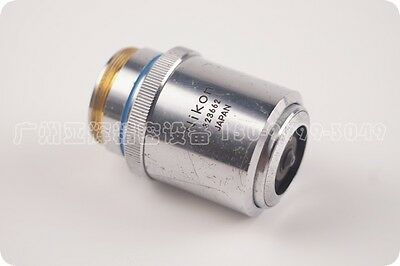 1PC Nikon BD PLAN 60X/0.80 210/0 Microscope Objective Lens