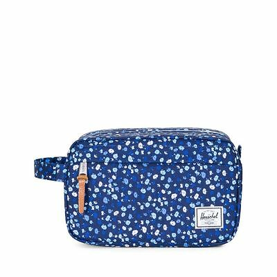 Trousse toilette Herschel Chapter Peacoat Floral travel kit
