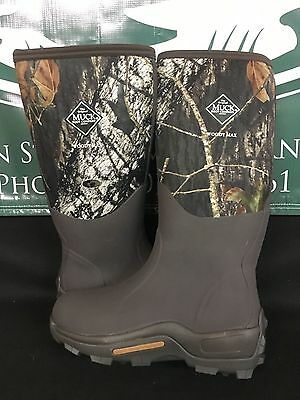 Muck Boot Co. Woody Max Mossy Oak Hunting Men Women Sizes WDM-MOCT BRAND NEW