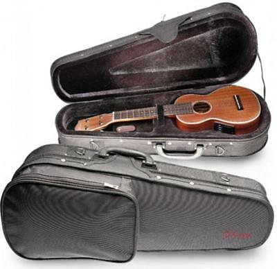 Stagg Semi Rigid Cases for Ukulele