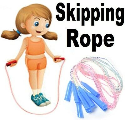 Kids Plastic Skipping Rope Loot Bag Filler Birthday Party Pinata Toy Suplies NEW