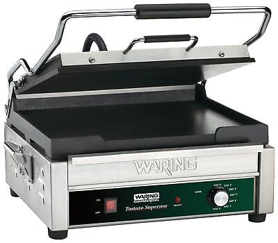 Waring Commercial WFG275 Tostato Supremo 14 by 14-Inch Flat Toasting Grill