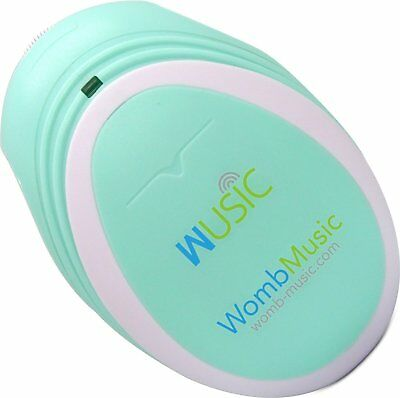 Womb Music Heartbeat Baby Monitor, WUSIC,