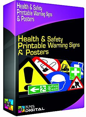 7500+ Health And Safety Printable Warning Signs & Posters