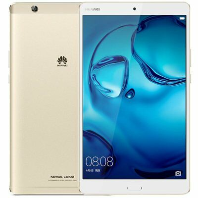 "Huawei MediaPad M3 8.4"" Octa Core Tablet PC 32GB / 64GB / 128GB Wifi 4G Unlocked"
