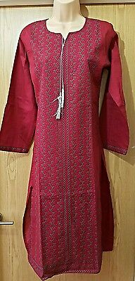 pakistani & Indian ladies kurta  (size s)