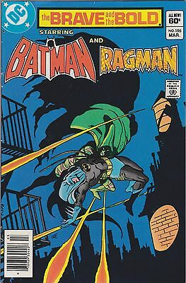 The Brave and the Bold #196 (Mar 1983, DC) Batman, Ragman!