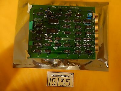 JEOL MP003619-00 KYBD ITF PB Interface Board PCB Card JEM-2010F Used Working
