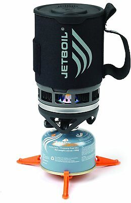 Zip Personal Cooking System, JETBOIL, Black