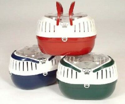 Pet Brands Small Pet Carrier Rabbit Guinea Pig Hamster Ferret