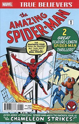 True Believers Amazing Spider-Man