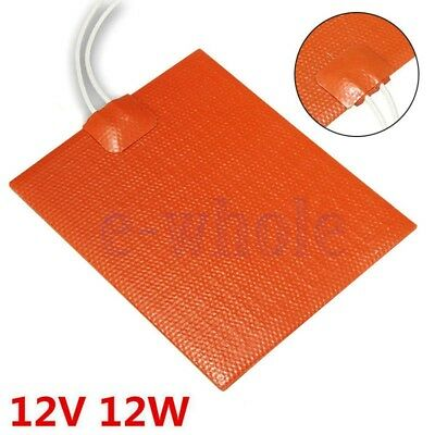 12V 12W Hive Electric Heater Plate Save Honey Beekeeper Bee keeping Equipment BS