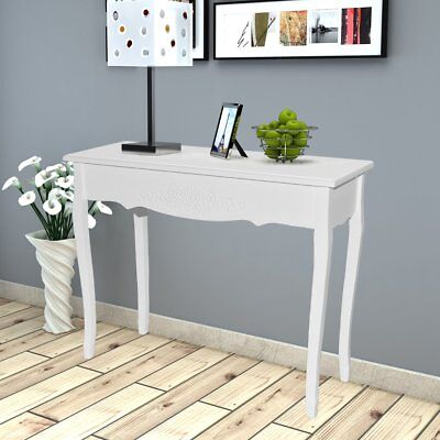 # New Dressing Console Hall Side Table Bedside Timber French Furniture Provincia