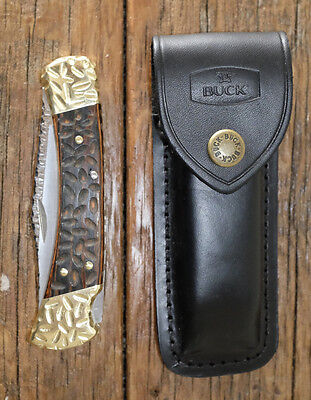 Buck 110 Hunting Brand New Birth Spirit Knife Customized by Renwa One of a Kind