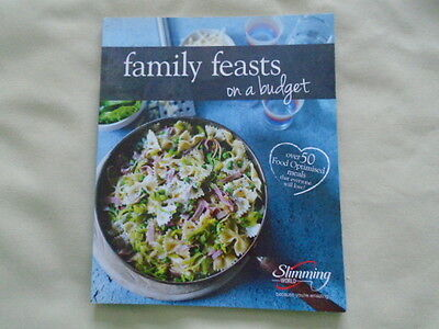 Slimming World Family Feasts on a Budget Cookbook