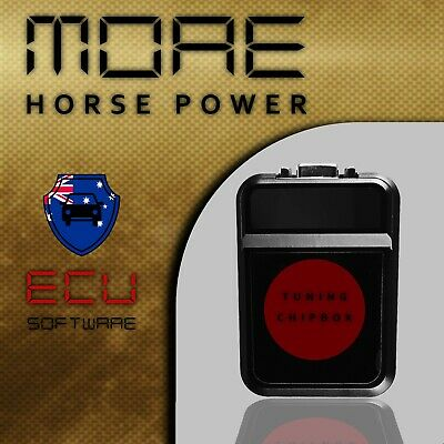 Power box Petrol Performance tuning OBD BLACK Holden Commodore VY 3.8i V6 207HP