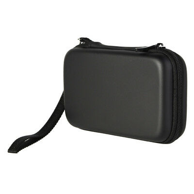 "lack Carrying Bag Case Cover For 2.5"" HDD Hard Disk Drive 3.5"" 4.8"" GPS New 8n6"