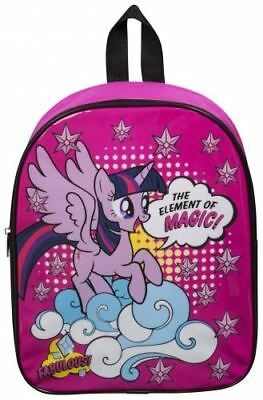 Official My Little Pony The Element of Magic Character Junior School Backpack