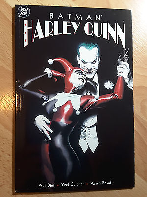 Batman Harley Quinn (1999 1st Print) Comic First DCU appearance Alex Ross Cover