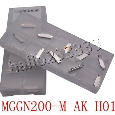 10pc MGGN300-M 1125 Sharp groove type 3mm wide cutting bla Steel stainless steel