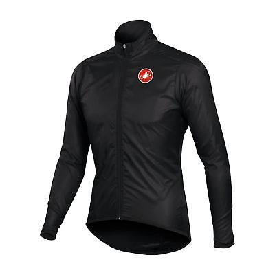 Castelli 2017 men squadra long jacket black (4510504-010)
