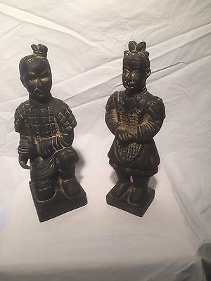 Chinese Terracota Army Figures-ceramic
