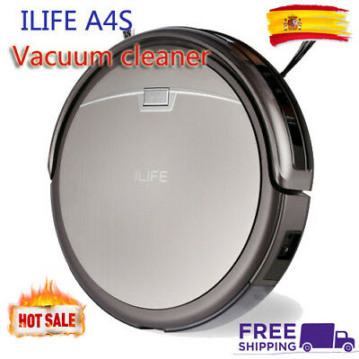 ILIFE A4S Aspiradora Inteligente Sin cable Vacuum Cleaner Auto Sweeping Machine